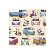Campervan Wallpaper