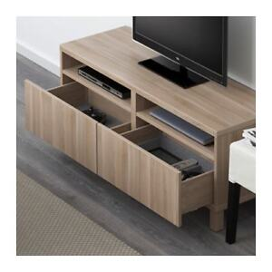 BESTÅ TV unit with from IKEA