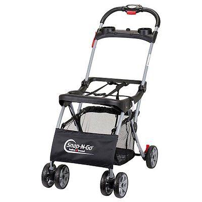 Baby Trend Snap N Go EX STROLLER FRAME, Universal Infant CAR SEAT CARRIER