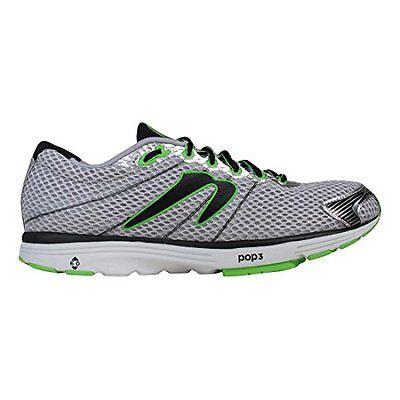 NEWTON AHA MENS RUNNING Shoes sz 12.5 NEW GREY BLACK