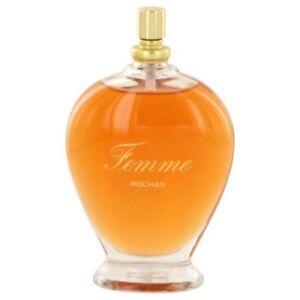 Rochas Femme by Rochas for Women EDT Perfume Spray 3.4 oz Tester