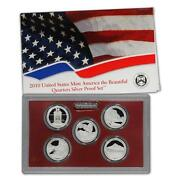 2010 Silver Quarters Proof Set