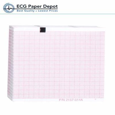 Ecg Ekg Thermal Paper Welch 90mm X 83 10 Packscase Allyn 94001-0000 Compatible