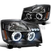 Nissan Armada Headlights