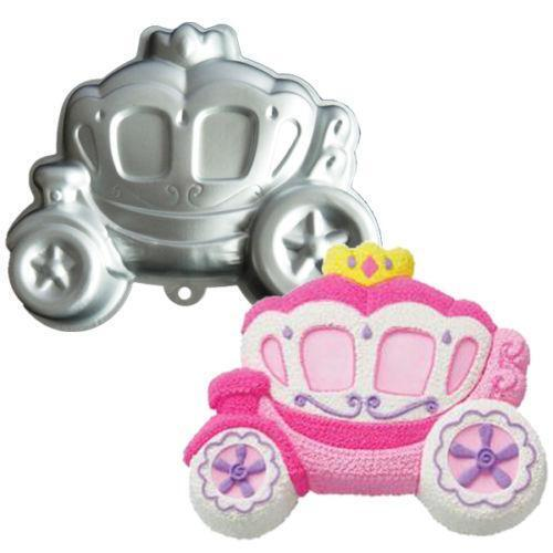 wilton wedding cake topper cinderella princess carriage princess cake pan ebay 27538