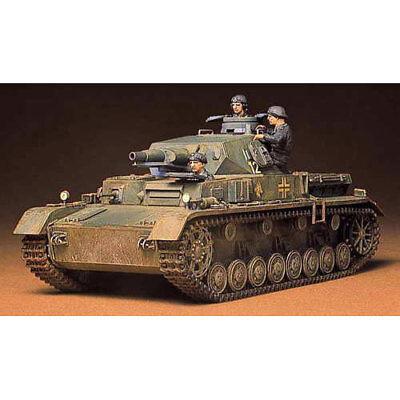 TAMIYA 35096 German Pzkpw IV Ausf. D Tank 1:35 Military Model Kit