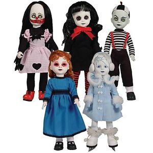 WANTED LIVING DEAD DOLLS