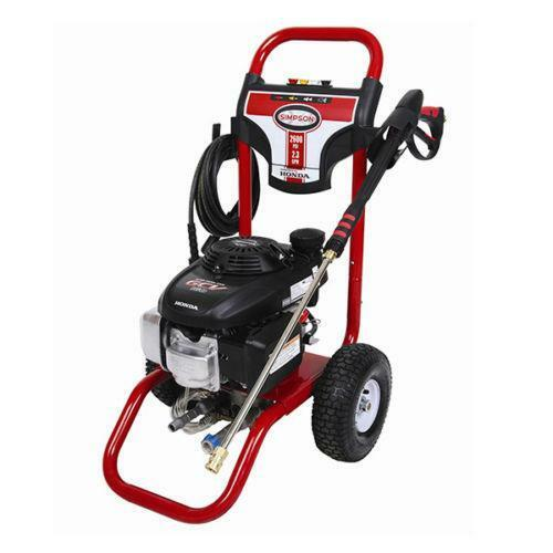 Honda Pressure Washer 2600 PSI | eBay