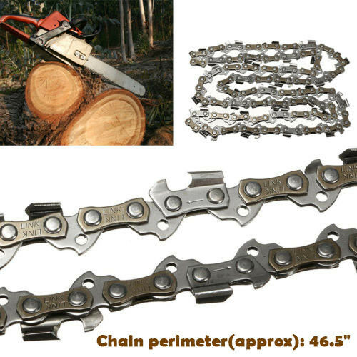 "18"" Chainsaw Saw Chain Blade Saws /Craftsman 3/8"" LP .050 Gauge Poulan 62DL LINK"