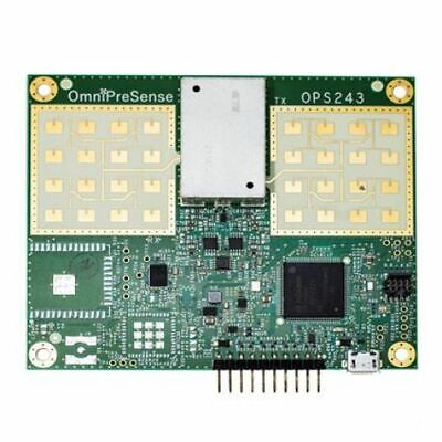 Omnipresense Ops243-c Fmcw And Doppler Short Range Radar Sensor