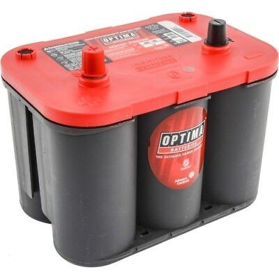 Optima Batteries 8025-160 Sealed Gel Battery - group 25 Red