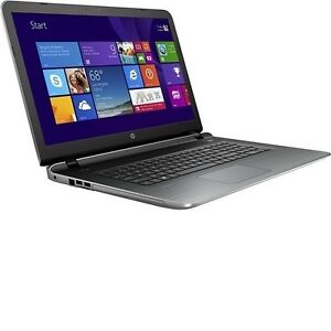 "HP Pavilion 17.3"" Laptop (Intel i7, 8GB, 1TB HDD)"