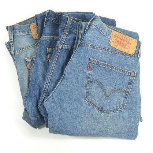 Levis Womens 501 Jeans