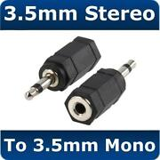 3.5MM Stereo to Mono