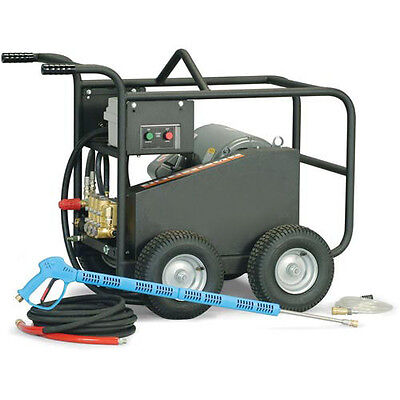 Pressure Washer Electric - Commercial - 20 Hp - 460 Volt - 5000 Psi - 5 Gpm