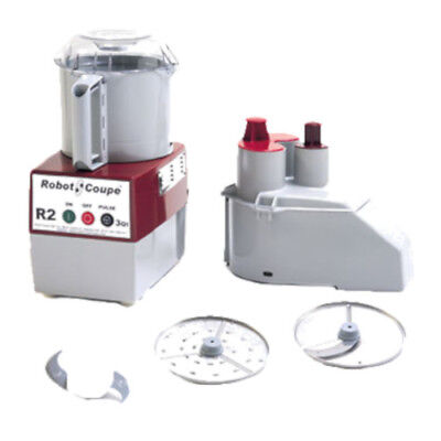 Robot Coupe R2n Combination Vegetable Prep Vertical Cutter-mixer