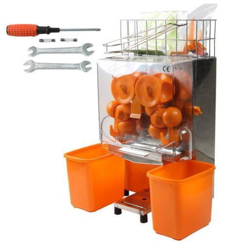 Commercial orange juicer ebay - Machine a presser orange ...