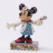 Jim Shore Minnie Mouse