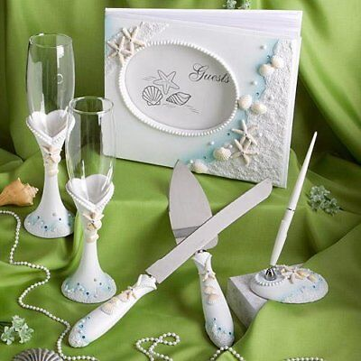 Finishing Touches Collection of beach themed wedding day - Beach Themed Accessories