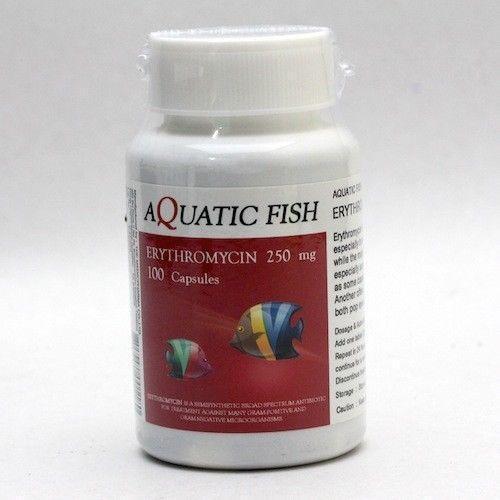 Fish Erythromycin
