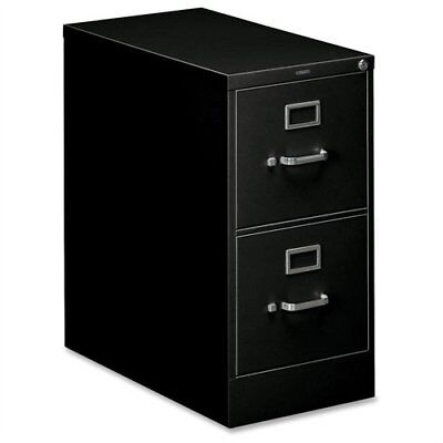 Hon 310 Series Vertical File With Lock - 15 X 26.5 X 29 - Metal - 2 X File