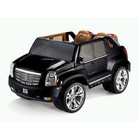 Power Wheels Fisher-Price Cadillac Hybrid Escalade EXT Ride-On -