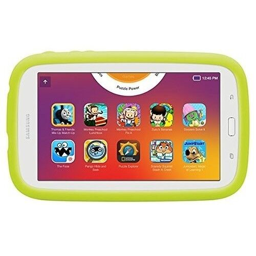 "Tablets For Kids Android 8 GB WiFi 7"" Camera Samsung Galaxy Tab E Lite Gift NEW"