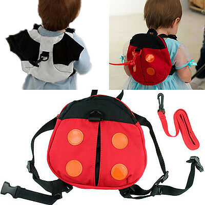 Stunning Baby Kid Toddler Keeper Walking Safety Harness Backpack Leash Strap Bag