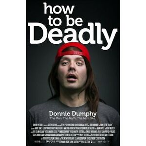 Donnie Dumphy How to be Deadly DVD