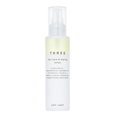 THREE  Hair Care & Styling Lotion 118ml Free Shipping best