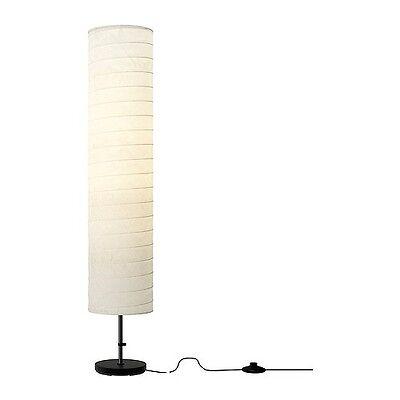 ~~IKEA HOLMO FLOOR LAMP  SHADE RICE PAPER ~~
