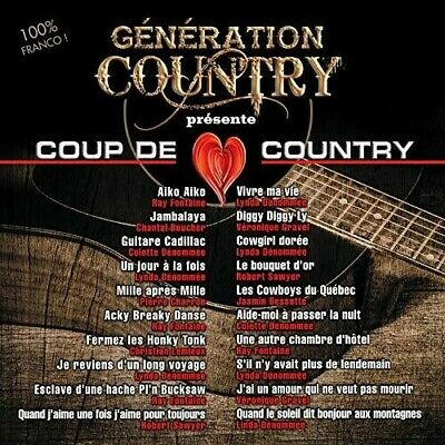 Generation Country P - Generation Country Presente Coup De Coeur Country / Vario