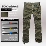 Mens Cargo Pants Size 32