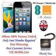iPhone Orange Unlock