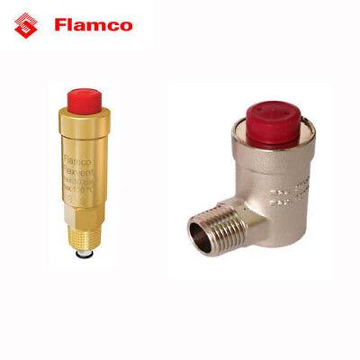 Flamco Flexvent automatischer Schnellentlüfter 3/8