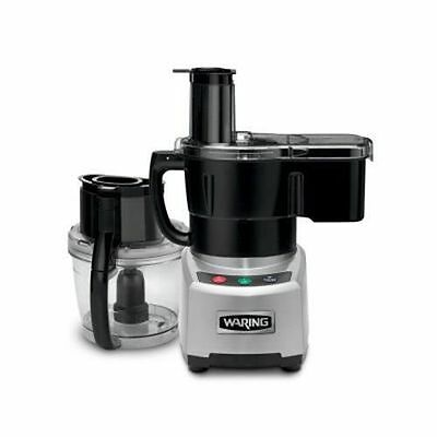 Waring - Wfp16scd - Food Processor W4 Qt Batch Bowl And Continuous Feed
