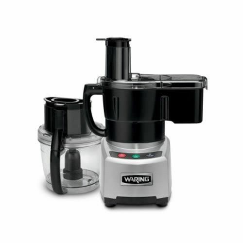 Waring - WFP16SCD - Food Processor w/4 Qt Batch Bowl and Continuous Feed