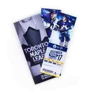 Toronto Maple Leafs Tickets - 2 Tickets Jan 19th 2017 London Ontario image 1