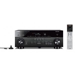 Yamaha Aventage RX-A720 7.2 Ch. AirPlay, 2 zone Receiver RXA720-$700 list price!