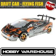 Electric RC Drift Car