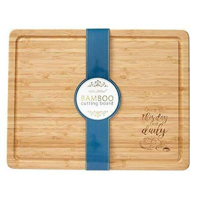 Cutting Board Bamboo Give Us T by Christian Art Gifts Fast Free...