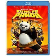 Kung Fu Panda Blu Ray