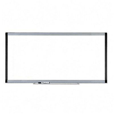 Lorell Signature Magnetic Dry Erase Board - 96 Width X 48 Height - Llr69654