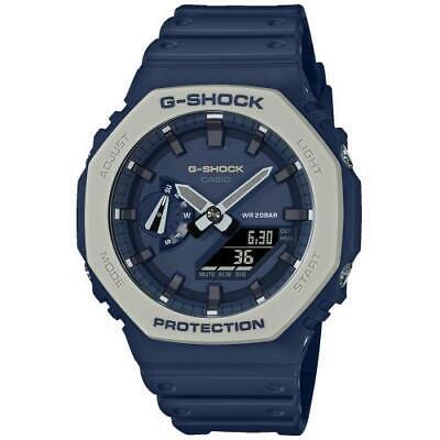 CASIO GA-2110ET-2AER⎪GA-2110ET-2A⎪ORIGINAL⎪G-SHOCK Classic⎪AZUL⎪CARBON CORE