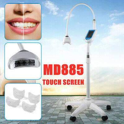 Floor Dental Teeth Whitening 3color Led Lamp Light Bleaching Accelerator Machine