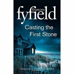 Casting the First Stone, New, Fyfield, Frances Book