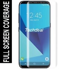 100% Genuine Tempered Glass Film LCD Screen Protector For Samsung Galaxy S8