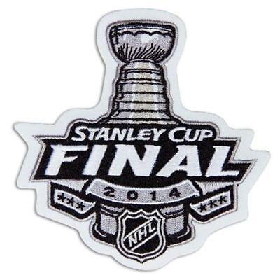 2014 NHL Stanley Cup Final Logo Jersey Patch NY Rangers vs LA - Ny Rangers Logo