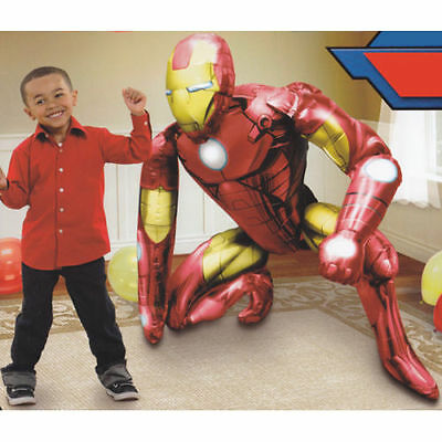 Iron Man Avengers Airwalker 46