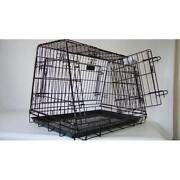 Double Dog Crate